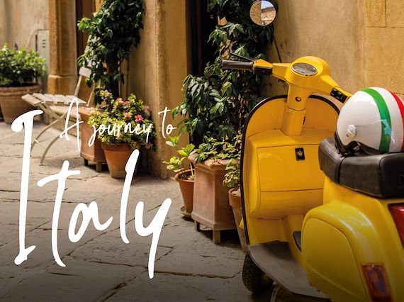 A Journey To Italy